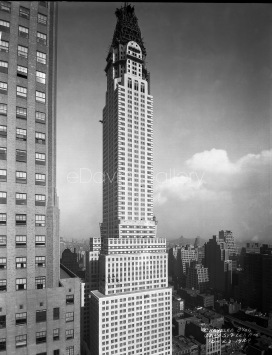 Chrysler Building Black Wednesday 10/23/1929