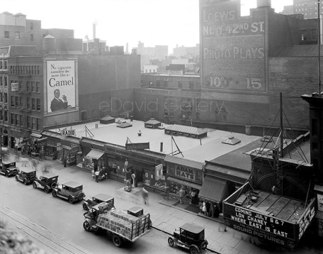 Loews Street View July 1928